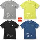 25%OFFセール ノースフェイス Tシャツ メンズ THE NORTH FACE 速乾 2021春夏新作 ショートスリーブ ジャカードヌプシティー NT32179 S/…