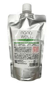ナノウェル清拭美容液 ドライシャンプー(つめかえ用)300ml