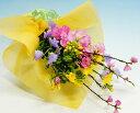 【ひな祭り】花 ギフト 桃の節句の花束