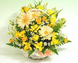スプリング花 ギフト春のキラキラ黄色【即日配送】【歓迎 送迎】 ホワイトデー 卒業 お祝い