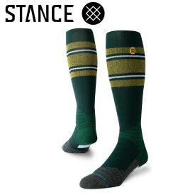 【ゆうパケット配送】 スタンス STANCE DMND PRO STRIPE OTC MLBベースボール ソックス メンズ