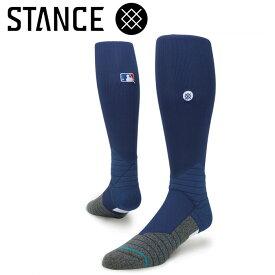 【ゆうパケット配送】 スタンス STANCE DIAMOND PRO OTC MLBベースボール ソックス メンズ