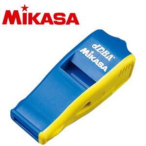 ミカサ MIKASA マルチSP ドッジボール用ホイッスル ブルーイエロー BEATDBBLY