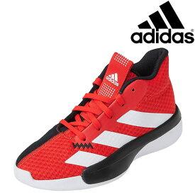 アディダス Pro Next K バスケットボールシューズ ジュニア DBI78-EF0855