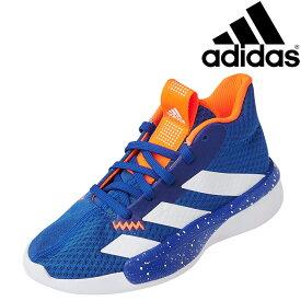 アディダス Pro Next K バスケットボールシューズ ジュニア DBI78-EF0856