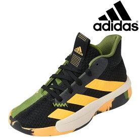 アディダス Pro Next K バスケットボールシューズ ジュニア DBI78-EF2255