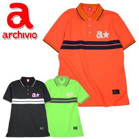 クリアランスセール アルチビオ ゴルフ ポロシャツ 半袖 A829801 メンズ 2018年秋冬 archivio