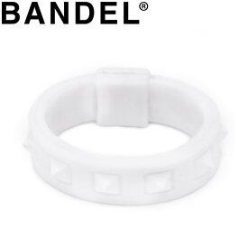 【ゆうパケット配送】 バンデル リング Studs Ring White×White