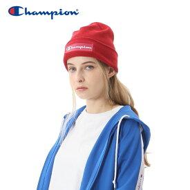 【ゆうパケット配送】 チャンピオン ニットキャップ アクティブスタイル レディース CW-NS722C-940