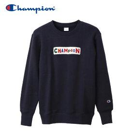 【10%OFF&ポイント10倍】 チャンピオン スウェットシャツ クルーネック メンズ C3-Q032-370 2019 秋冬