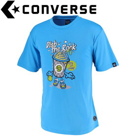 コンバース Tシャツ 裾ラウンド メンズ CBE291315-2200