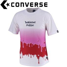 コンバース Tシャツ 裾ラウンド メンズ CBE291317-1165