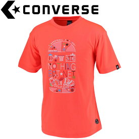 コンバース Tシャツ 裾ラウンド メンズ CBE291318-5600F