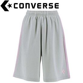 コンバース バスケットボール プラクティスパンツ ポケット付 レディース CB392801-1300