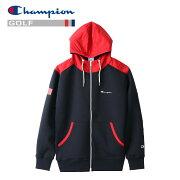 チャンピオンゴルフジップパーカーWrap-AirメンズC3-QG101-37019FW