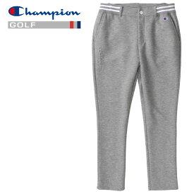 チャンピオン ゴルフ スキニーパンツ Wrap-Air メンズ C3-QG201-070 19FW