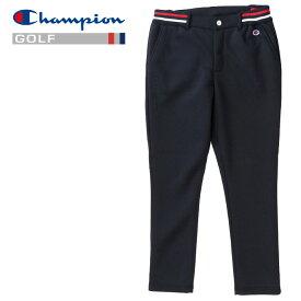 チャンピオン ゴルフ スキニーパンツ Wrap-Air メンズ C3-QG201-370 19FW