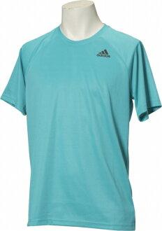 ○17SS adidas (Adidas) D2M training one point T-shirt BUM28-BK0960 men