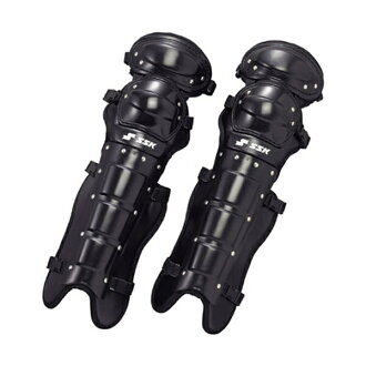 ○Leg guards (rigid rubber-ball softball combined use) UPL200 for the SSK (SS Kay) umpire