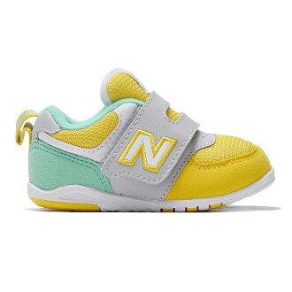 ○17SS New Balance (New Balance) FS574 FS574YGI インファントシューズ