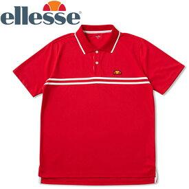 エレッセ ポロシャツ メンズ レディース ETS06300-RR