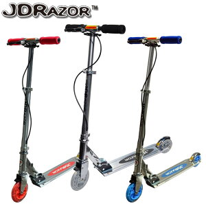 JD Razor キックスクーター キックスケーター キックボード MS-105R-B