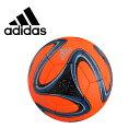 【スマホエントリーでポイント10倍!4/22(土)10:00〜4/29(土)9:59まで】 ★送料無料! adidas サッカーボール ブラズ…