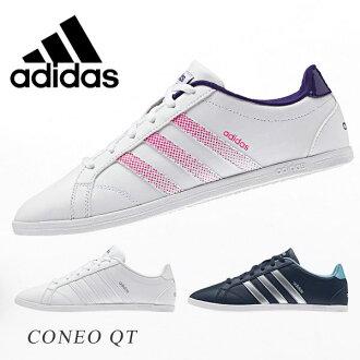 ★16 FW adidas(아디다스) CONEO-QT레이디스 스니커 neo 슈즈