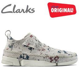 ★ 支援 & ★ ★ (Clarks) 16 FW Clarks 原件 TRIGENIC FLEX 26118582 男裝鞋 1201年  快閃記憶體 05P03Dec16