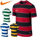 ○NIKE(ナイキ) サッカー プラクティスシャツ 半袖Tシャツ メンズ DRI-FIT フープドディビジョンII S/S ジャージ 743360
