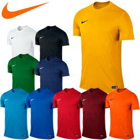 【ゆうパケット配送】 ナイキ サッカー ゲームシャツ 半袖Tシャツ メンズ DIR-FIT パークVI S/S ジャージ 743362