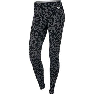 ○17SP NIKE (Nike) women zouk love tangrams leggings 830,344-010 Lady's