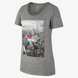 ○17SU NIKE(耐克)妇女照片JDI BF T恤847532-063女士
