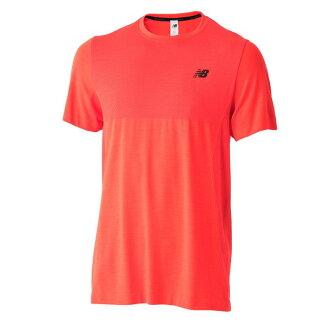 ○17SS New Balance (New Balance) M4M seamless short sleeve T-shirt MT71012-SUR men