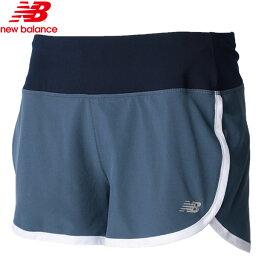 ★17FW NewBalance(新平衡)跑步短褲女士3英寸短褲AWS73232-VTI