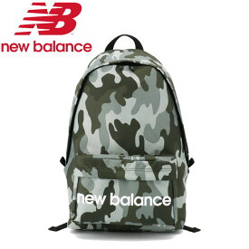d9e3074a04529 【クリアランスセール】 17FW ニューバランス トレーニング バッグ リュックサック デイパック ロゴバックパック JABL7223-
