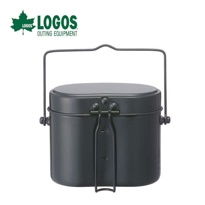 LOGOS ロゴス ハンドル付ハンゴウ4合 バーベキュー用品 81234100 飯盒