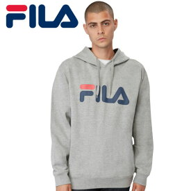 【最終処分】並行輸入品 FILA フィラ Queens Hoody メンズ スウェット フーディー LM171UL9-027