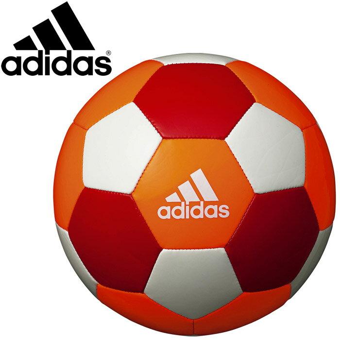 アディダス サッカーボール EPP クラブエントリー 赤色 AF3848RW AF4848RW AF5848RW