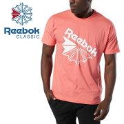 【ゆうパケット配送】リーボッククラシックCLGPユニセックスショートスリーブTシャツDT8212メンズレディース