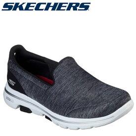 スケッチャーズ SKECHERS GO WALK 5-HONOR 15903-BKW レディースシューズ