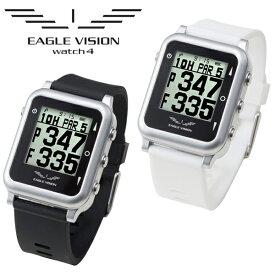 イーグルビジョン ウォッチ4 GPSゴルフナビ EV-717 EAGLE VISION Watch4