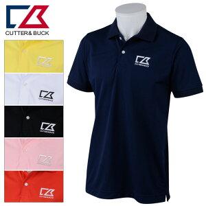 【クリアランスセール】 カッター&バック 半袖シャツ メンズ 春夏 ゴルフウェア CBT1502
