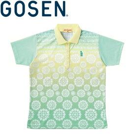 【ゆうパケット配送】ゴーセン ゲームシャツ レディース T1401-44
