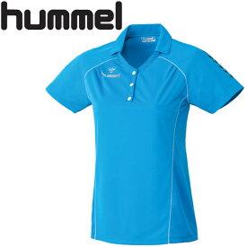【ゆうパケット配送】 12FW ヒュンメル レディースゲームシャツ HLG1001 レディース