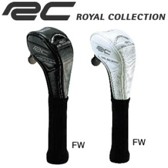 ●! -Royal collection Pro head cover for fairway wood HC4113