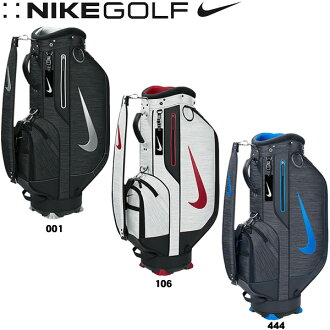 -Nike Golf Caddy bag retro card 3 BG 0395 NIKE GOLF