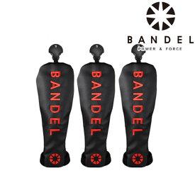 バンデル ゴルフ ヘッドカバー ユーティリティ用 3個セット BANDEL GOLF