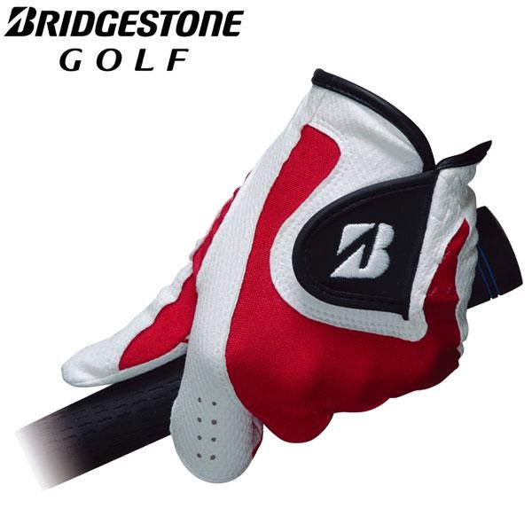 【メール便配送 代引不可】 ブリヂストンゴルフ ゴルフグローブ ジュニア GLG55J 左手用 2015年モデル BRIDGESTONE GOLF
