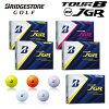 Bridgestone golf TOUR B JGR golf ball one dozen (12P) 2018 model